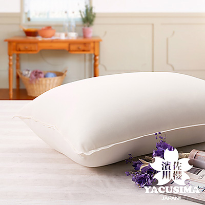 日本濱川佐櫻-韻雅迷情 台灣製雙重彈力舒柔透氣枕-1入