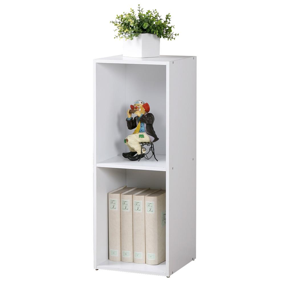 Homelike 現代風二格置物櫃
