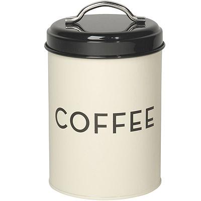 NOW 咖啡豆收納罐(米)