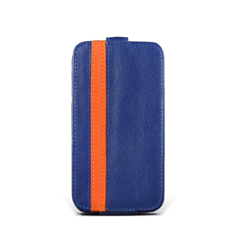 iPhone 5/5S/SE Style-D2 PDA式下蓋側邊拼皮 客製化皮套 @ Y!購物