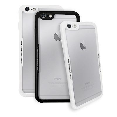 LUCCIDA Apple iPhone6 / 6s 玻璃9H抗刮背蓋