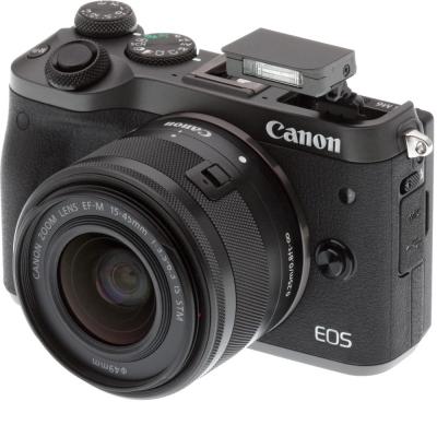 Canon EOS M6 plus