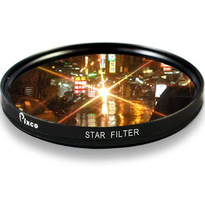 PIXCO  星光鏡( 62 mm)