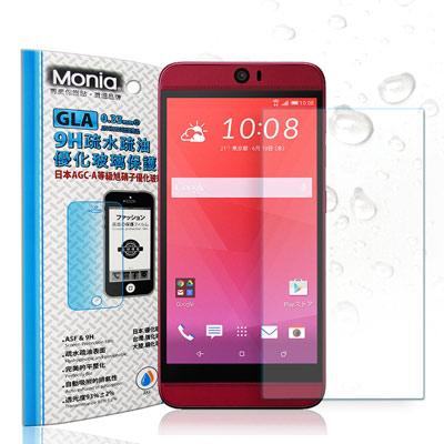 MONIA HTC Butterfly3 蝴蝶3 B830X 日本疏水疏油9H鋼化玻璃膜