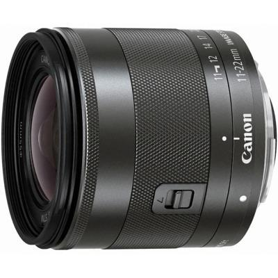 Canon EF-M 11-22mm f/4-5.6 IS STM。公司貨