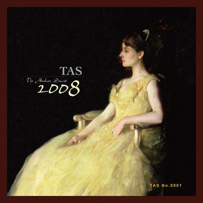 絕對的聲音TAS 2008  (180克限量Vinyl LP)