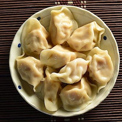 蔣老爹 團購最牛組-牛肉麵x5+麻辣餃x2+韭菜x3