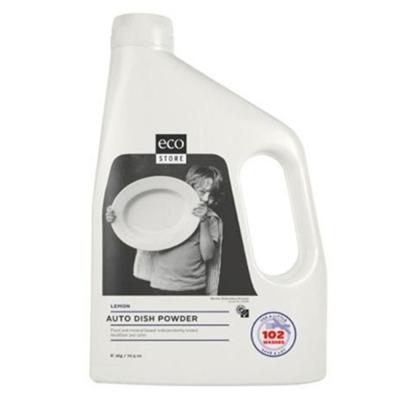 紐西蘭ecostore 環保洗碗粉-經典檸檬 2kg