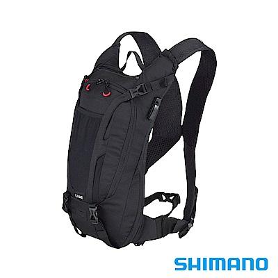 SHIMANO UNZEN ENDURO後背包-無水袋 4L 黑色