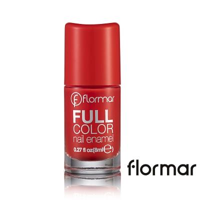 法國 Flormar - 沐浴巴黎系列玩色指甲油(FC50Cest la vie)