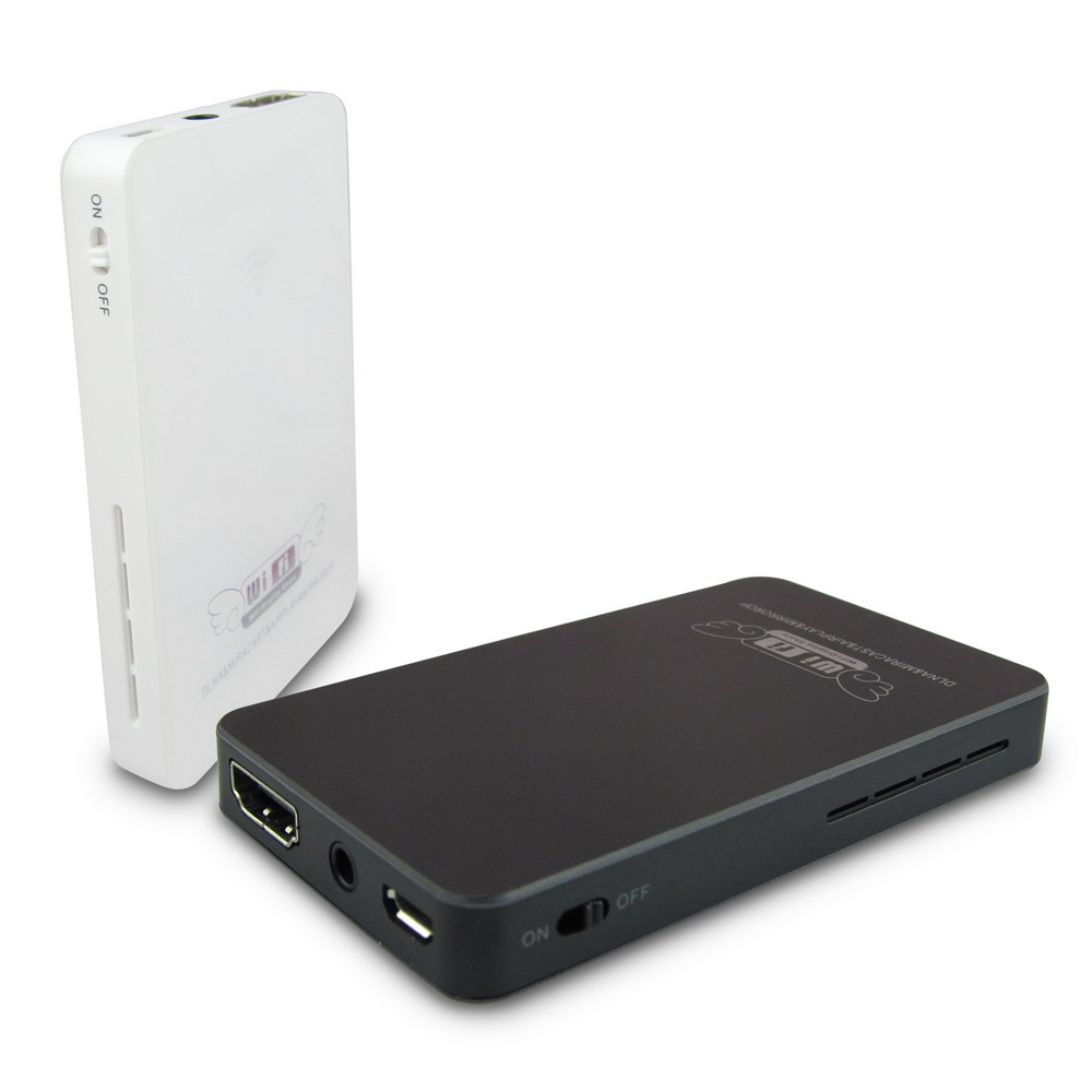DW-WD89終極企業款 無線螢幕同步鏡像投影器(送4大好禮)