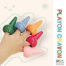韓國 Playon Crayon 安全無毒兒童蠟筆12入 (2款可選)