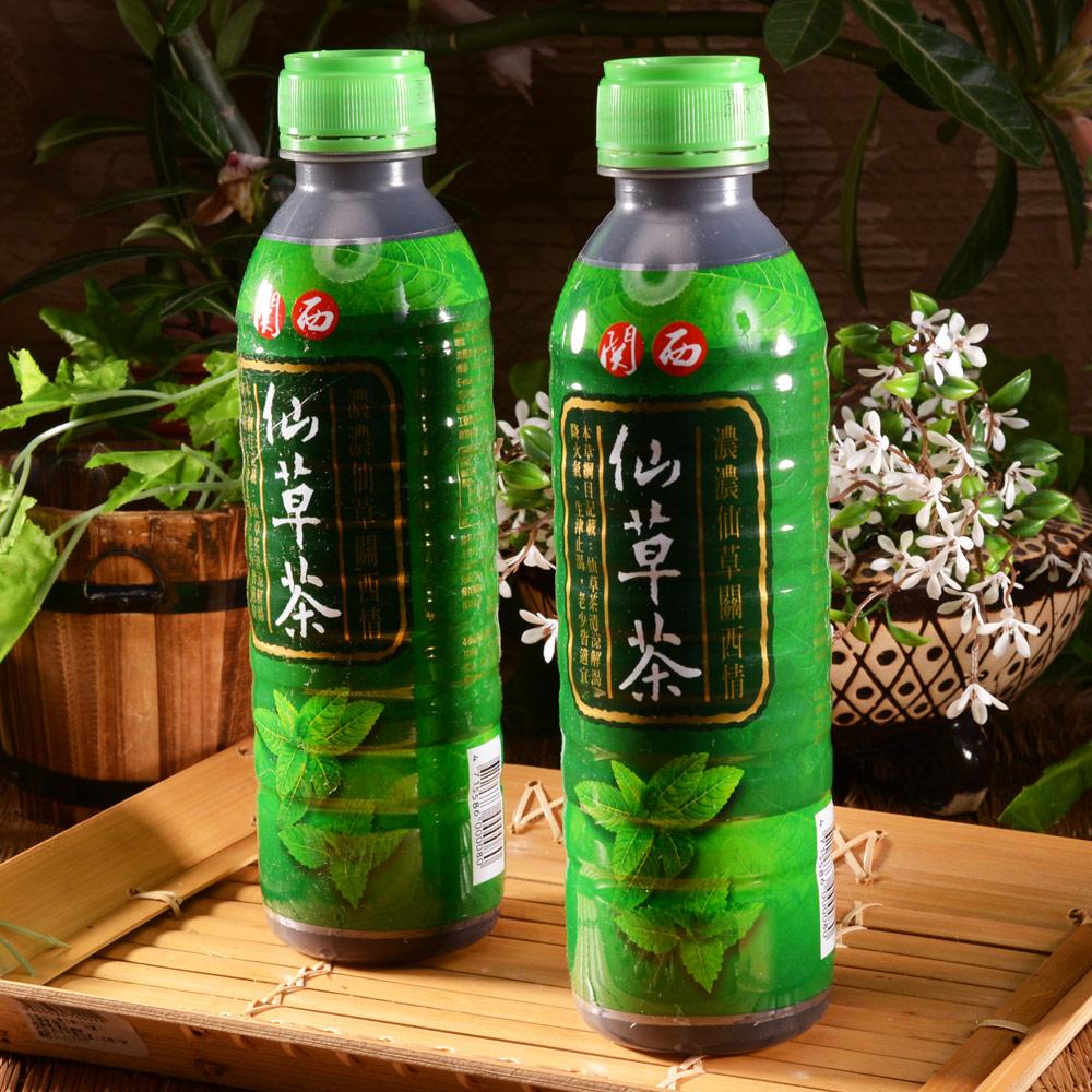 關西農會 仙草茶 24瓶 (600ml/瓶)