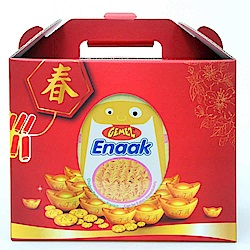 Enaak香脆點心麵禮盒組