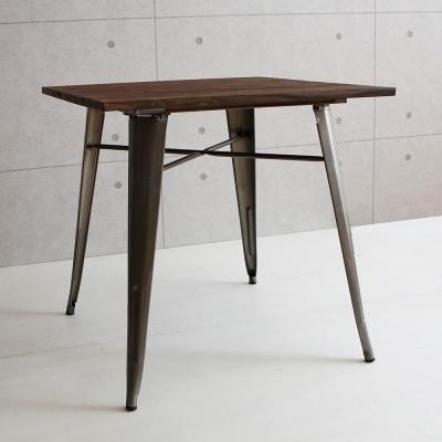 微量元素 復刻新工業榆木餐桌