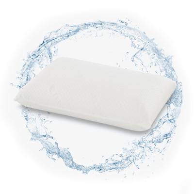 幸福角落 親水性模塑天絲舒柔記憶枕-中麵包枕