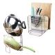 創意達人不鏽鋼廚房鍋碗瓢盆收納組