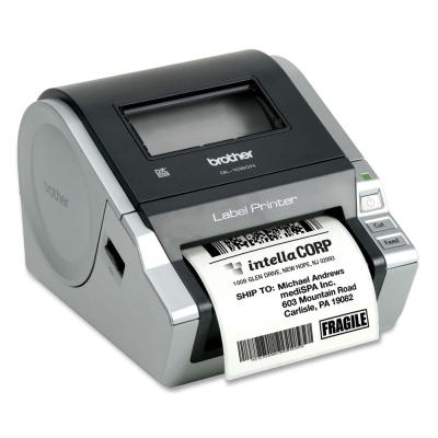 Brother QL- 1060 N 網路型超高速大尺寸條碼列印標籤機