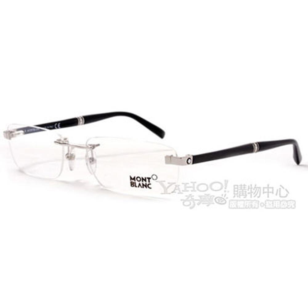 MONTBLANC 萬寶龍時尚光學眼鏡(MB9101)共三色