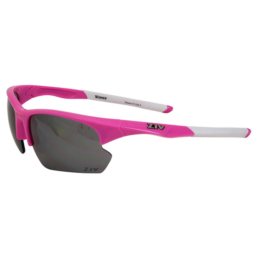 ZIV運動太陽眼鏡 可換片系列/粉紅#B105022