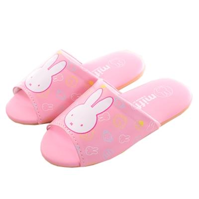 miffa米飛兔室內拖鞋 粉 sk0064 魔法Baby