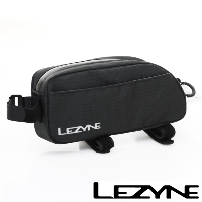 LEZYNE ENERGY CADDY XL上管袋車前包(黑)