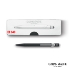 CARAN d'ACHE 卡達 - 849系列 Pop黑 原子筆 (瑞士製)