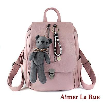 Aimer La Rue 後背包 甜美小熊樂園系列(三色)