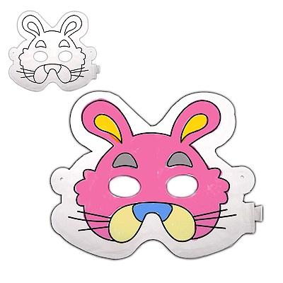 JB Design 彩繪汽球 - 兔子面具
