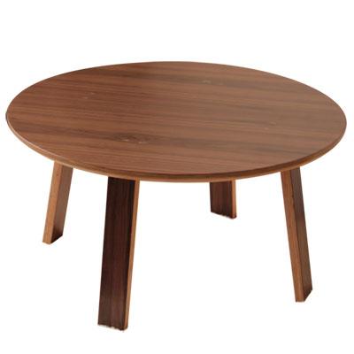 【YKSHOUSE】北歐風圓型茶几桌(二色可選)