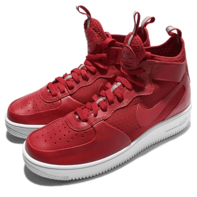 Nike休閒鞋Air Force 1 Mid男鞋