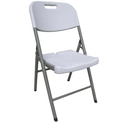 【免工具】深42x寬47x高89/公分(室內外)折疊椅子/休閒椅子/會客椅子(2入/組)