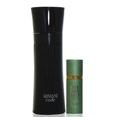 Giorgio-Armani-黑色密碼男性淡香水