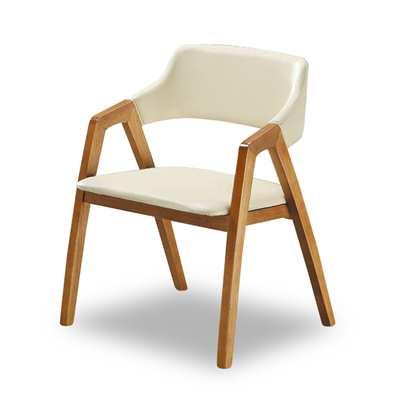 時尚屋 諾拉椅(單只) 寬46x深46x高8cm
