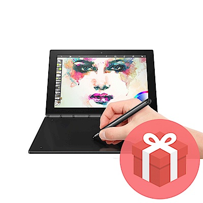 Lenovo Yoga Book x5-Z8550 4G/64GB 平板筆電(黑色)