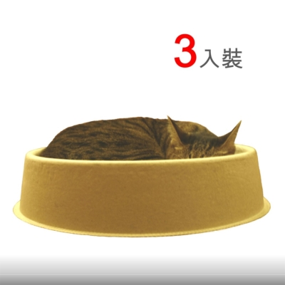 No.88倉庫 蛋塔盆睡窩【環保型】3入/組
