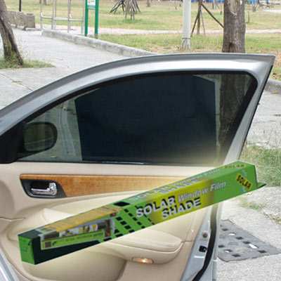 Auto body尊爵型隨意貼防爆隔熱紙(4入)-轎車