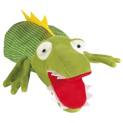 德國Sigikid 俏皮鱷魚手偶