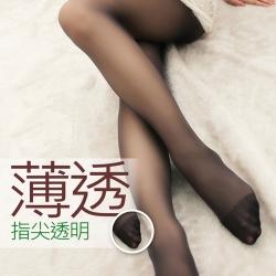 蒂巴蕾 Deparee 麗緻趾尖透明彈性絲襪