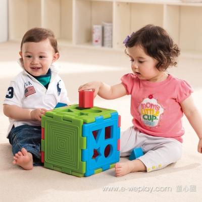 Weplay身體潛能開發系列【創意互動】多元創意盒 ATG-KC3001
