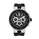 Bvlgari寶格麗 Diagono自動計時碼表黑色錶盤DG42BSCVDCH/42mm