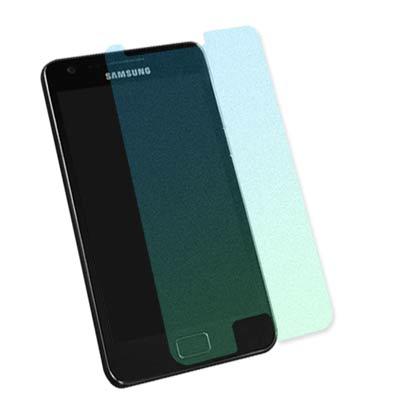 Samsung GALAXY S2 i9100一指無紋防眩光抗刮(霧面)機身正面保護貼