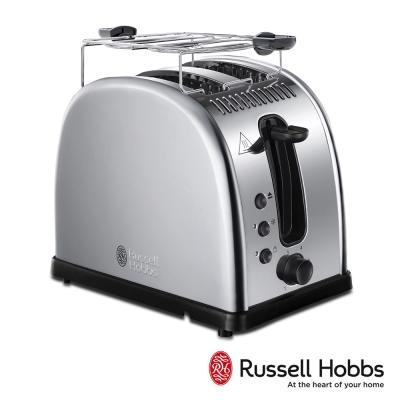 Russell Hobbs 英國羅素 Legacy 晶亮烤麵包機