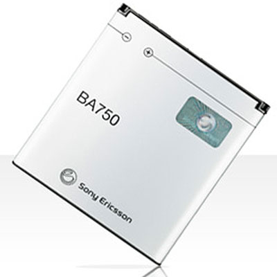 Sony Ericsson 原廠電池BA750系列(無吊卡)