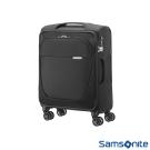 Samsonite新秀麗20吋B-Lite商務型超大容量飛機輪布面TSA海關鎖登機箱(黑)