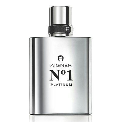 Aigner N°1 Platinum 白金男性淡香水100ml