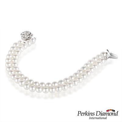 PERKINS 伯金仕 - 典雅系列 天然珍珠手鍊