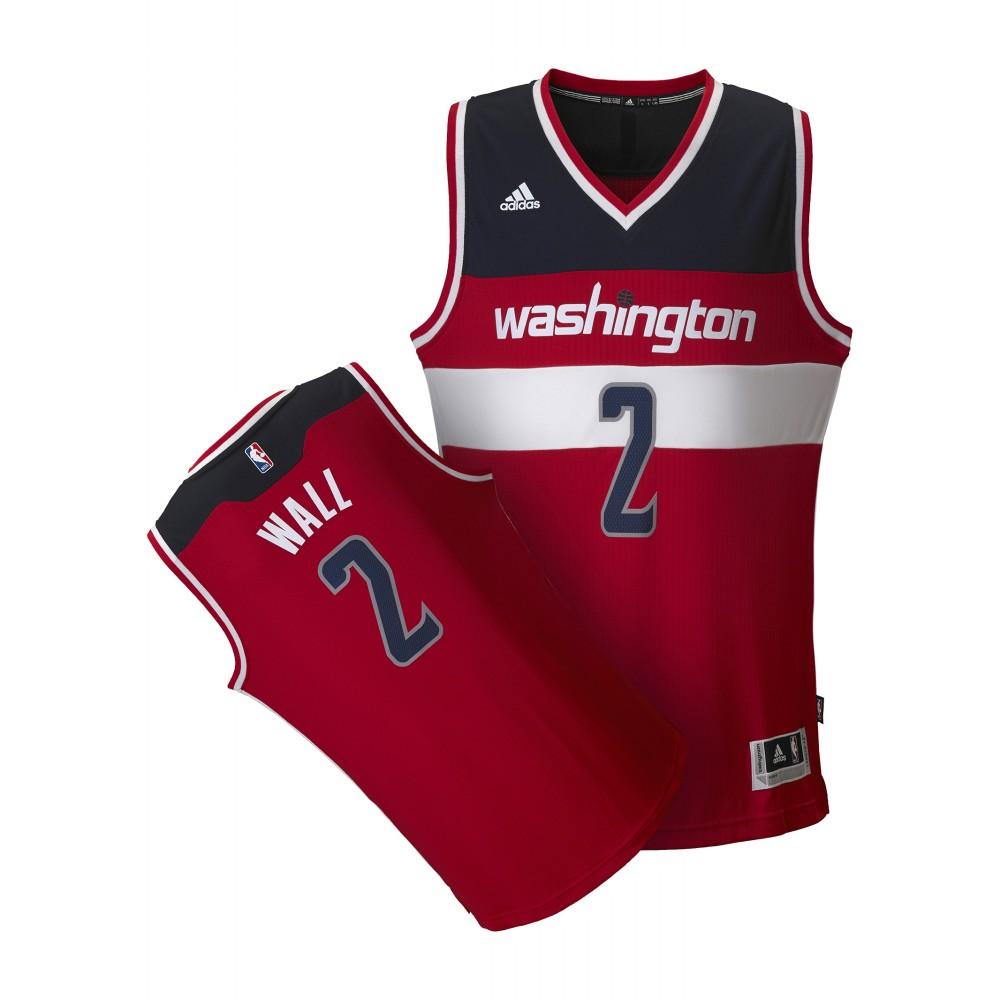 adidas NBA 球衣 JOHN WALL 男 A78943