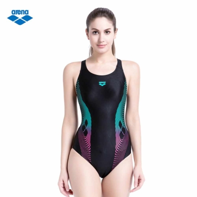 arena 女式連身三角泳衣 TSS6114WA