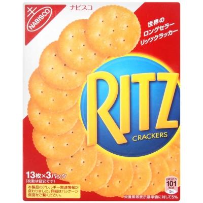 Mondelez RITZ餅乾(128g)